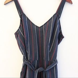 NWT UNIVERSAL THREAD Tied Waist Jumpsuit SZ M